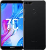 "Honor 7C Black (51092MNV) Qualcomm 430/3Gb/32Gb/5.75"" (1440*720)/DualCam/NFC/LTE/3000mAh/Andr8.0"
