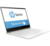 "HP Spectre 13-af009ur Ceramic White (2PT12EA) Core i7-8550U/16G/1Tb SSD/13.3"" UHD IPS Touch/WiFi/BT/Win10"