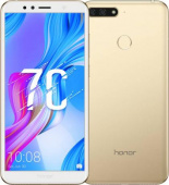 "Honor 7C Gold (51092MNU) Qualcomm 430/3Gb/32Gb/5.75"" (1440*720)/DualCam/NFC/LTE/3000mAh/Andr8.0"