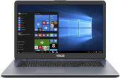 "Asus X705UV-BX226T Core i3-6006U/8G/1Tb/17.3"" HD+ AG/NV GT920MX 2G/WiFi/BT/Win10"