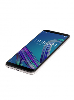 "Asus ZenFone Max Pro M1 ZB602KL-4H006RU Silver Qualcomm Snapdragon 636 (1.8GHz)/3G/32G/6"" 2160x1080 (FHD+) IPS 18:9/WiFi/BT/LTE/2xSIM/Android 8.1"