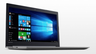 Lenovo IdeaPad 320-17IKB Black